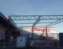 Owens Transport Canopy
