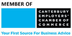 Member of Canterbury Employers Chamber of Commerce