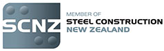 Member of Steel Construction New Zealand